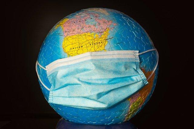 corana virus world