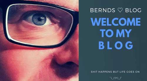 >Bernd's BLOG