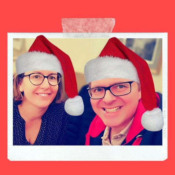 Bernd und Andrea - Weihnachten