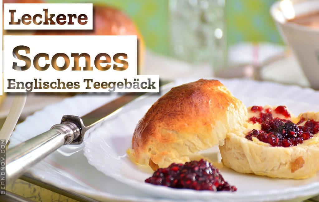 Scones – Englisches Teegebäck