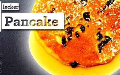 Pancake – Pfannkuchen